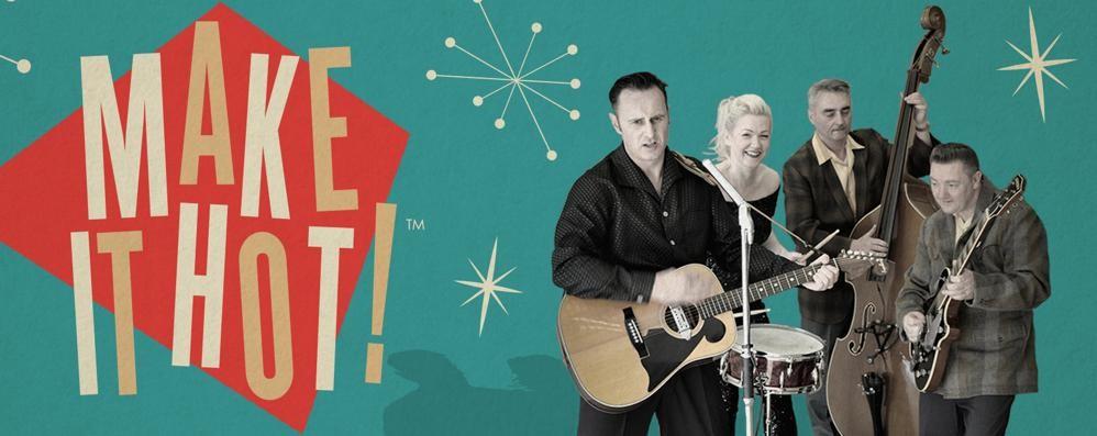 All'Edoné una domenica anni '50 Dall'Inghilterra i Groove Diggers