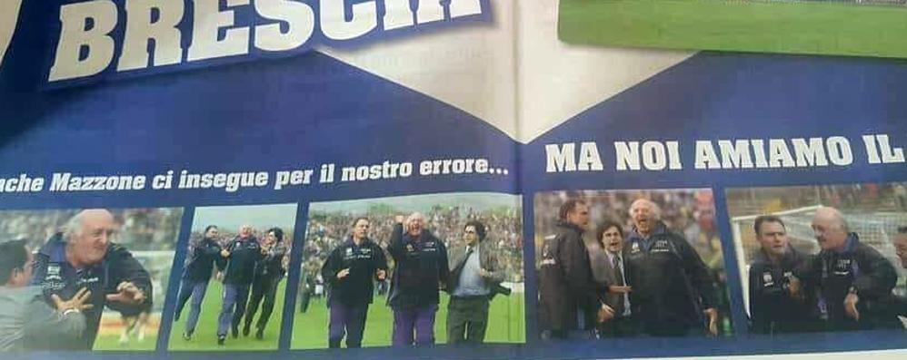 Brescia risfodera Carletto Mazzone per rimediare all'errore «nerazzurro»