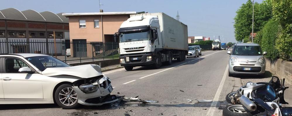 Calepina, la strada più pericolosa Le maglie nere della Bergamasca