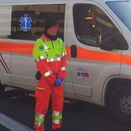 Capriate, schianto tra due auto sull'A4 Code verso Bergamo: soccorsi in azione
