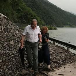 Emergenza Alto Sebino, via ai lavori Primi interventi urgenti a Riva di Solto