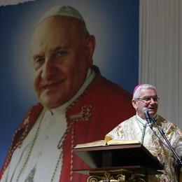 Il vescovo: preghiamo per la pace  Corpus Domini a Sotto il Monte - Foto