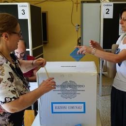 Alle 19 in Bergamasca ha votato il 41,84% Ad Aviatico sfiorato il 60% dei cittadini