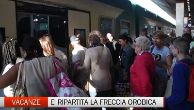 Estate - E' ripartita la Freccia Orobica