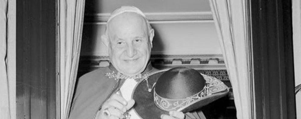 #GiovanniXXIII: il pellegrinaggio  in treno a Loreto e Assisi