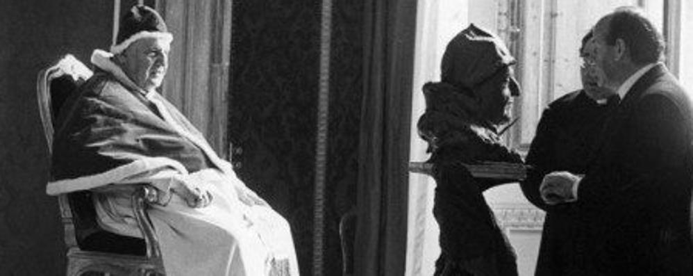 #GiovanniXXIII: il rapporto  con Giacomo Manzù