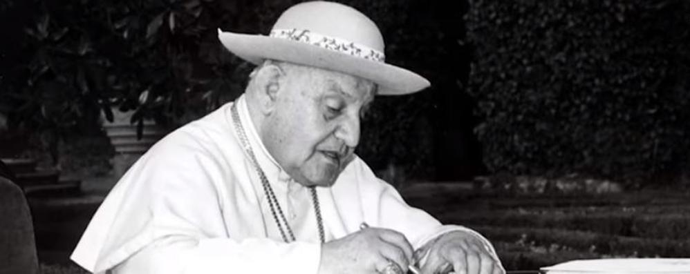 #GiovanniXXIII: le uscite segrete del Papa