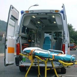 Malore fatale per un 68enne ad Albino Muore in auto mentre va in ospedale
