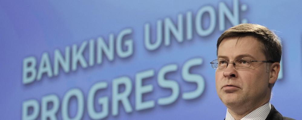 Banche: Dombrovskis, le spagnole ora solide, seguire esempio