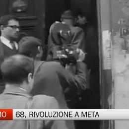Arte e musica - Il '68 in mostra a Palazzo Creberg