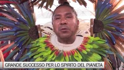 Chiuduno - Consueto successo per lo Spirito del Pianeta