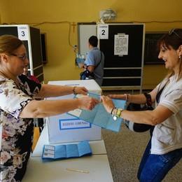 Luciana, esempio civico a Mapello La sla non ferma la voglia di votare
