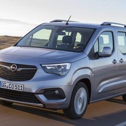 Opel Combo Life spazio e innovazione