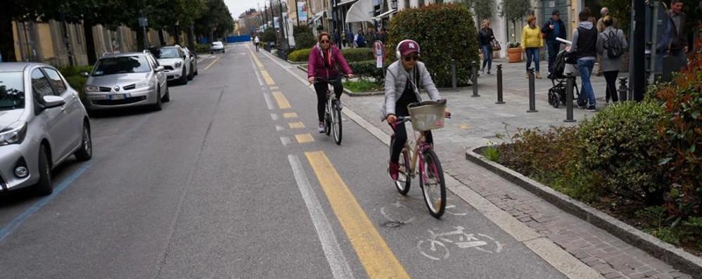 Più sicurezza per chi va in bici La Regione stanzia 3,6 milioni
