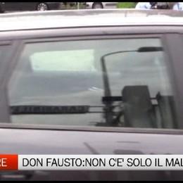 Bufera sul carcere di Bergamo  Don Fausto: «Non c'è solo il male»