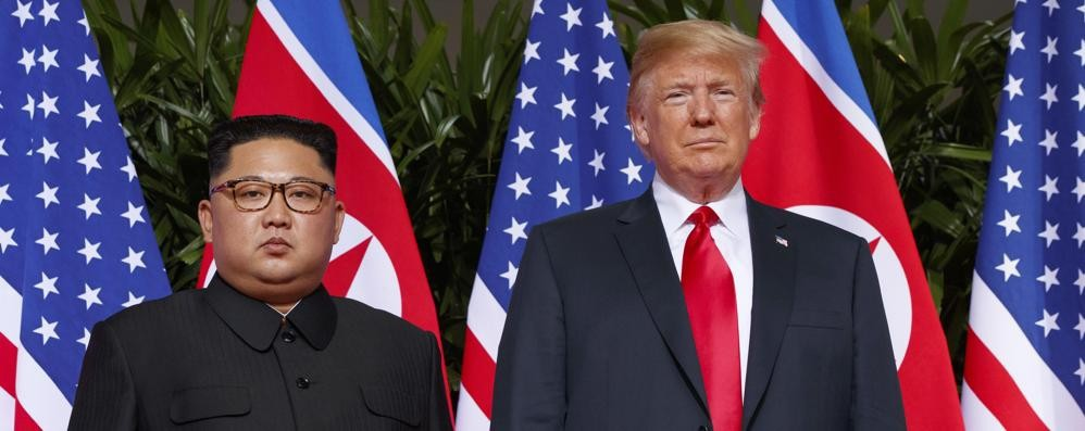 Intesa Trump-Kim Gli Usa guidano