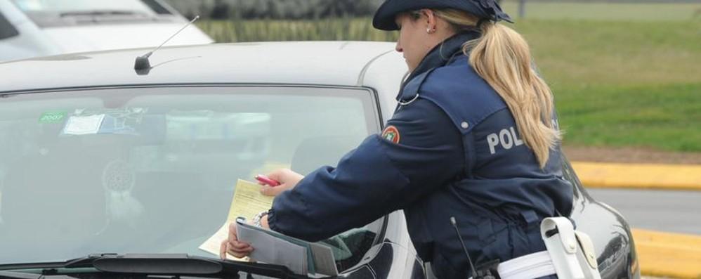 Multe, sanzioni record a Bergamo Ma il 40% dei cittadini non paga