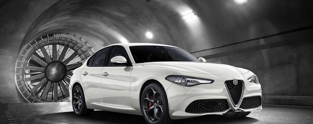 Per Alfa Romeo Giulia nuova Sport Edition