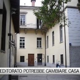 Via Tasso pensa a vendere la sede del Provveditorato che troverà casa nel Borgo d'oro