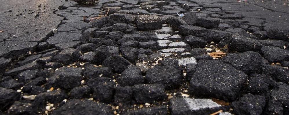 Nuovo asfalto sulle circonvallazioni Ecco dove si interverrà a Bergamo
