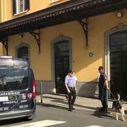 Sicurezza nelle stazioni ferroviarie minori Sorpresa, 300 controlli: tutto in regola