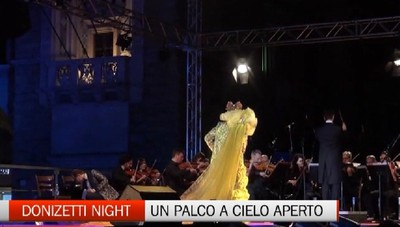 Donizetti Night, un bagno di folla