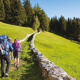 Orgoglio seriano, turismo in crescita Non solo natura: cultura e gastronomia