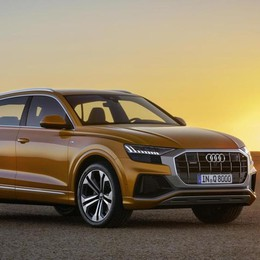 Q8, il top dei Suv Audi hi-tech su quattroruote