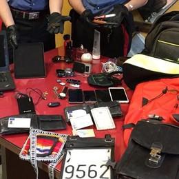 Altro blitz dei carabinieri a Zingonia Denunciato 38enne per ricettazione
