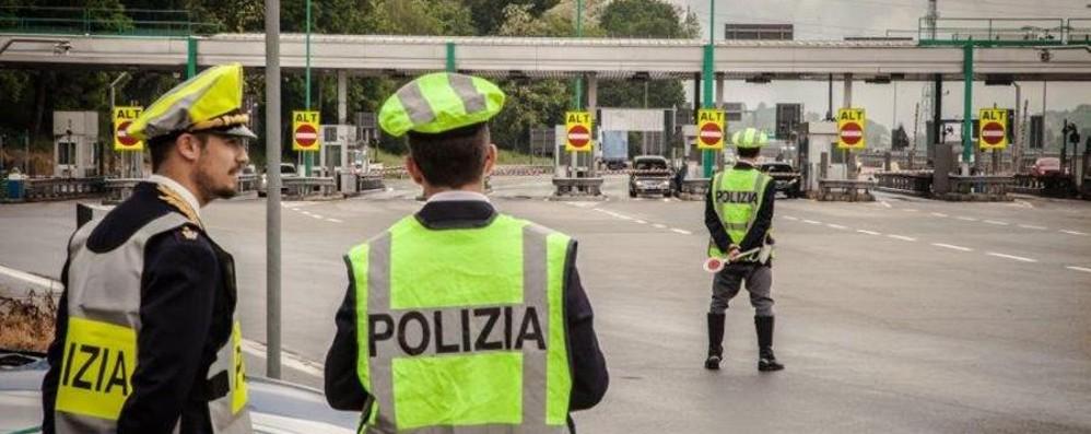 Bergamo-Bolzano, autostrada della droga Sequestrati 10 chili di hashish, 4 arresti