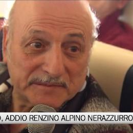 Gandino, è morto il supertifoso Lorenzo Rottigni