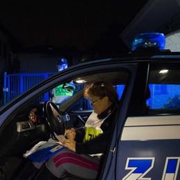Controlli sulle strade nella notte - Video Alcol e droga per un 25enne di Suisio