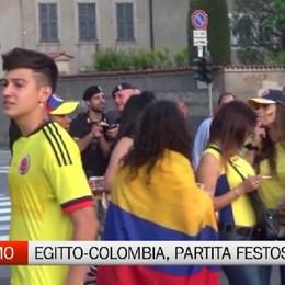 Egitto - Colombia a reti inviolate, ma l'atmosfera di festa era contagiosa