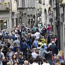 Bergamo, città ideale da vivere a piedi È nella top 20 delle metropoli italiane