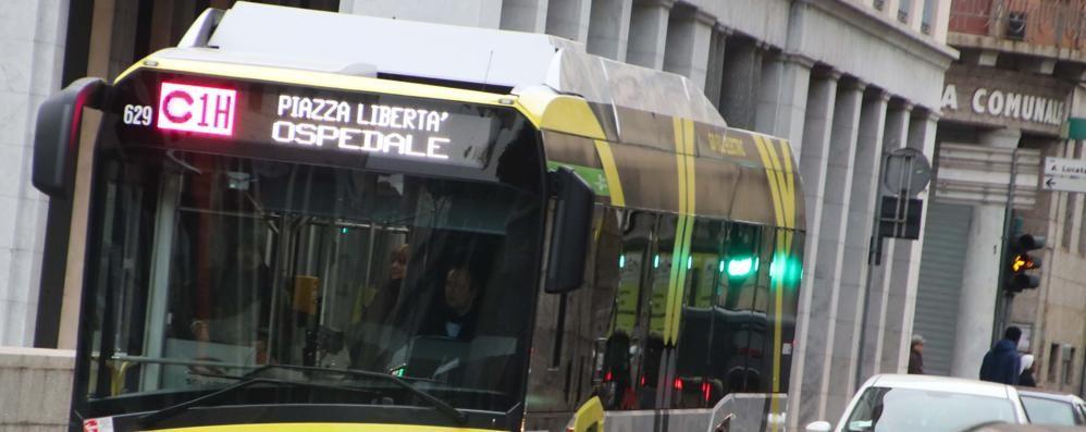 Per la «linea C» è tempo di bilanci  Oltre 7.000 passeggeri al giorno