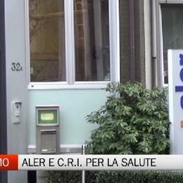Bergamo - Aler e Croce Rossa insieme per la salute