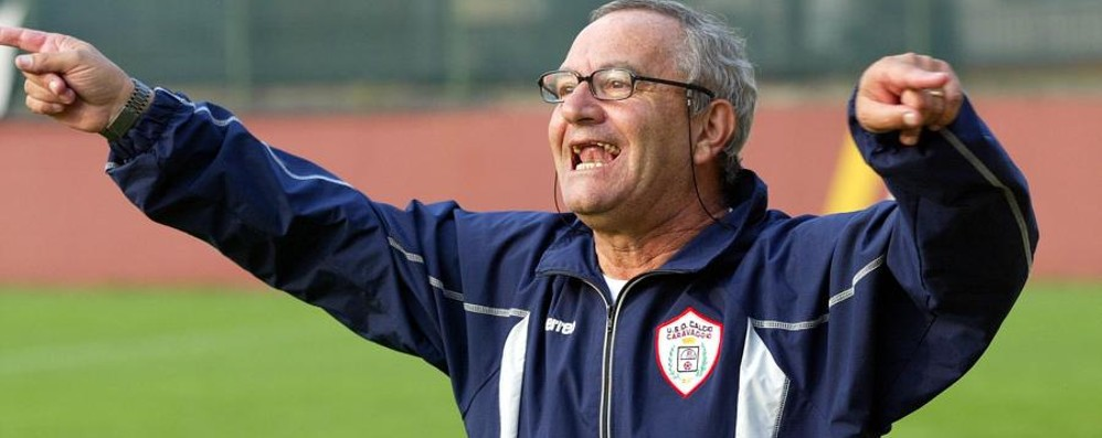 È morto Oscar Piantoni Lutto nel mondo del calcio