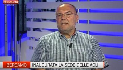 Inaugurata la nuova sede delle Acli di Bergamo