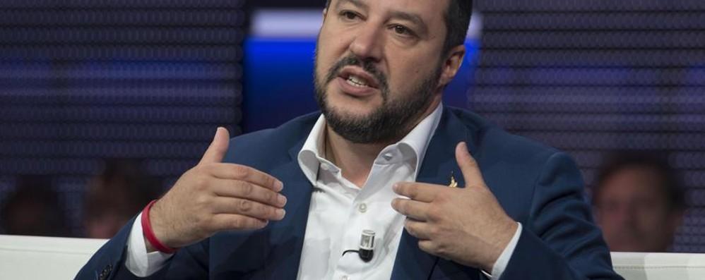 Le parole di Salvini «pesano» come pietre