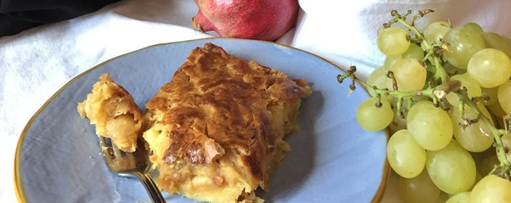 Torta morbida alle mele