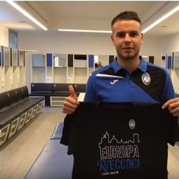 Atalanta, è ufficiale: ecco Tumminello   La prima intervista a Bergamo Tv - Video