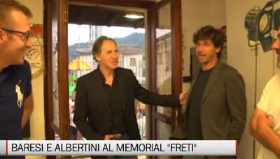 Foresto Sparso, Baresi e Albertini al Memorial Matteo Freti