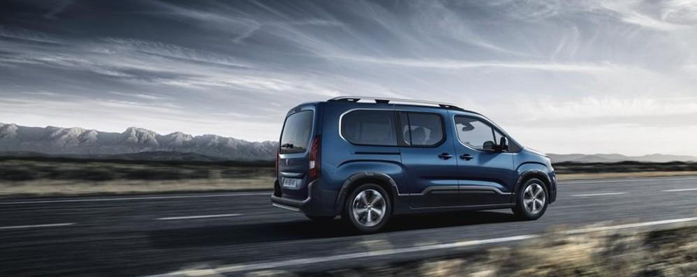 Nuovo Peugeot Rifter Debutto a settembre