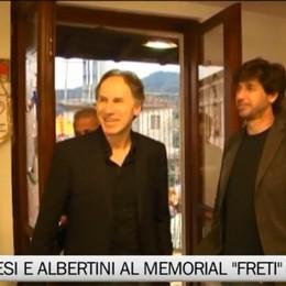 Sorpresa al torneo a Foresto Sparso Arrivano anche Baresi e Albertini - Video