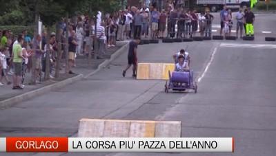 A Gorlago la corsa più pazza dell'anno