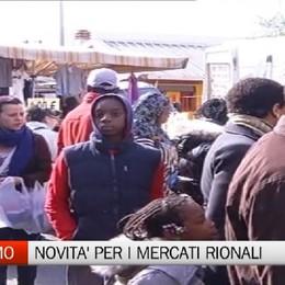 Bergamo - Piccola rivoluzione nei mercati rionali