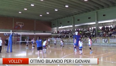 Csi - Ottimo bilancio per il volley giovani