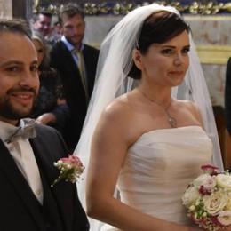 «Meglio Città Alta di Malibù» L'attore Nesci si è sposato a Bergamo