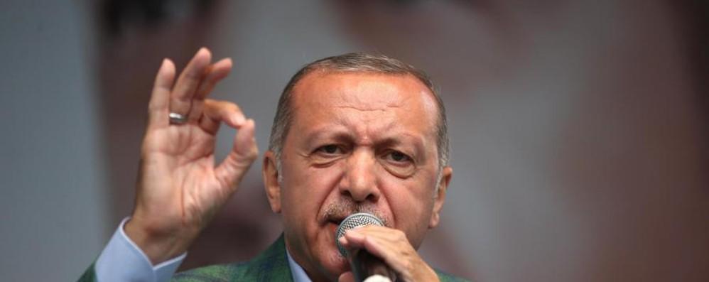 Ultima sfida per Erdogan