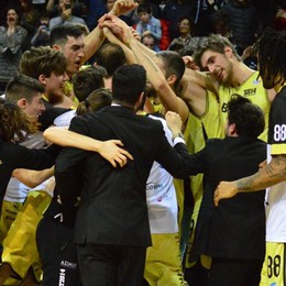 La Bergamo basket rimarrà in città Fumata bianca da ufficializzare